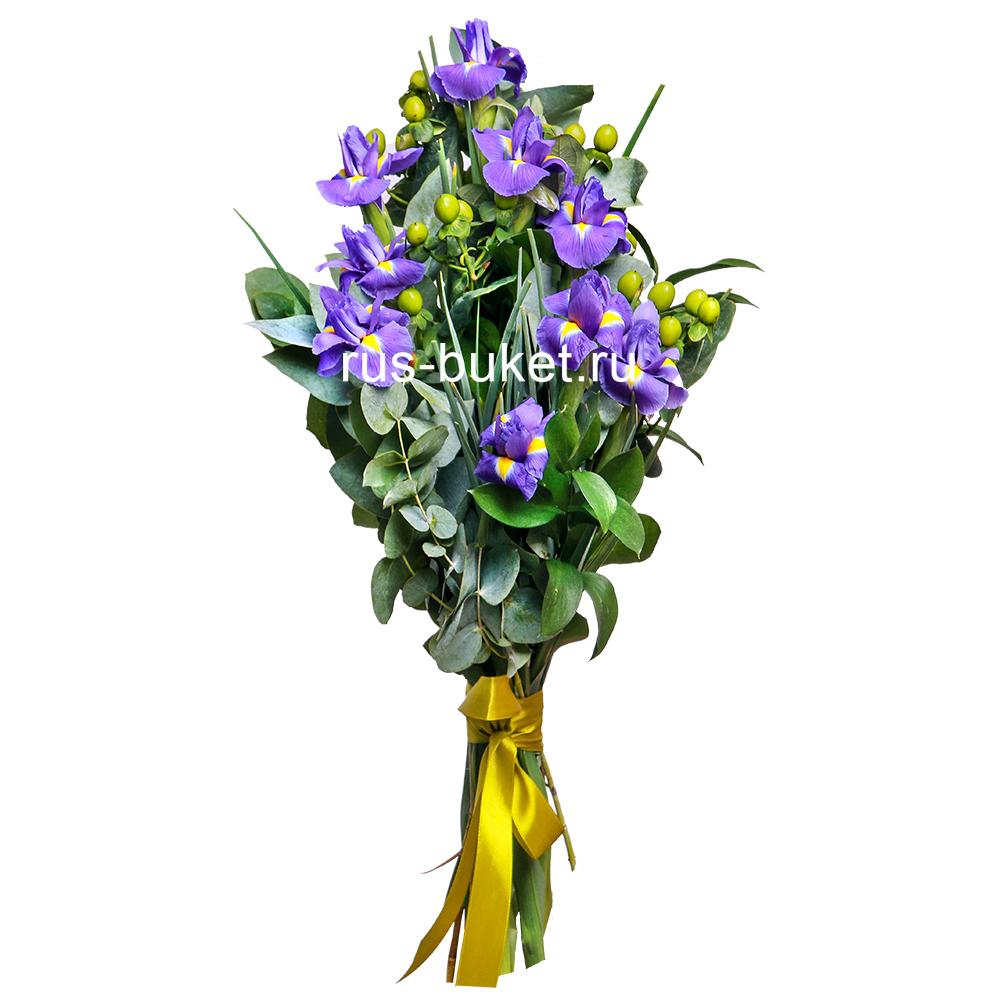 buket-muzhchine-irisi-foto